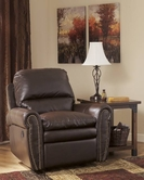 ASHLEY Levar DuraBlend - Sable 1350125 ROCKER RECLINER