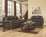 ASHLEY Levar DuraBlend - Sable 1350138-35 SOFA SET