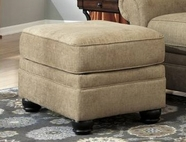 ASHLEY Davora - Caramel 1400114 OTTOMAN