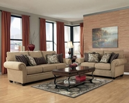 ASHLEY Davora - Caramel 1400138-35 SOFA SET