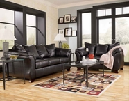 Ashley San Marco DuraBlend - Chocolate 1500138-35 Sofa and loveseat set