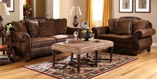 ASHLEY 1540038-35 Bradington-Truffle upholstery collection