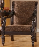 Ashley Bradington - Truffle 1540060 Showood Accent Chair