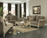 ASHLEY 1620238-1620235 Parkington Bay-Platinum Sofa Set