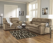 ASHLEY Gambi - Mocha 1640038-35 SOFA SET
