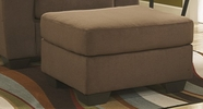 ASHLEY Zadee - Chocolate 1760014 OTTOMAN