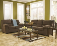 ASHLEY Zadee - Chocolate 1760038-35 SOFA SET