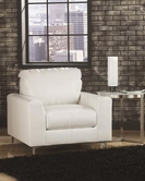 ASHLEY Kanoa DuraBlend - Snow 1870020 CHAIR