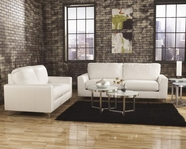 ASHLEY Kanoa DuraBlend - Snow 1870038-35 SOFA SET