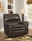 ASHLEY Robinsway DuraBlend - Java 2000025 ROCKER RECLINER