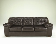 ASHLEY 2010138 Alliston DuraBlend-Chocolate SOFA