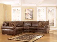 Ashley DuraBlend - Antique 2130055-56 sectional