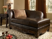 Ashley North Shore - Dark Brown 2260316 LAF Corner Chaise