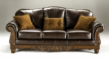 Ashley North Shore-Dark Brown 2260338 Sofa