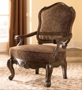 Ashley North Shore - Dark Brown 2260360 Showood Accent Chair