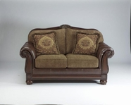 Ashley 3060535 Beamerton Heights - Chestnut LOVESEAT