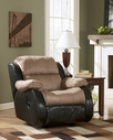 Ashley Presley - Cocoa  3150125 Rocker Recliner