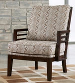 Ashley Circa - Taupe 3180160 Showood Accent Chair