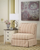 ASHLEY 3670046 Lucretia - Sand ARMLESS CHAIR