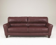 ASHLEY Kentley DuraBlend - Garnet 3700238 SOFA