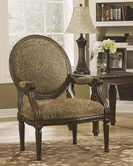ASHLEY Cambridge - Amber 3940160 SHOWOOD ACCENT CHAIR