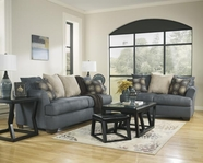 ASHLEY Mindy - Indigo 3950038-35 SOFA SET