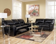 Ashley 4540087-74 Durablend Black Power Reclining Living Room Set
