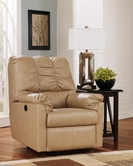 Ashley Durablend-Natural 4540106 Recliner W/ Power