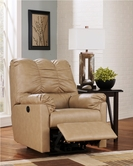 Ashley Durablend-Natural 4540125 Rocker Recliner