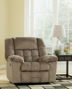 Ashley Lowell - Toffee 5150125 Rocker Recliner