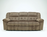 Ashley Lowell - Toffee 5150188 Reclining Sofa