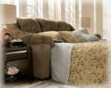 Ashley Macie - Brown 5460136 Full Sofa Sleeper