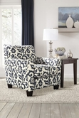 ASHLEY 5640021 Keendre - Indigo ACCENT CHAIR