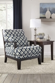 ASHLEY 5640060 Keendre - Indigo SHOWOOD ACCENT CHAIR