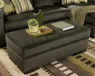 Ashley Freestyle - Pewter 5820108 Accent Ottoman