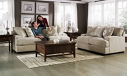 ASHLEY 5920038-35 Pia Linen Living Room Set