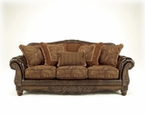 Ashley Fresco DuraBlend - Antique  6310038 Sofa