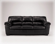 Ashley Commando - Black 6450038 Sofa