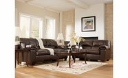 ASHLEY 6450138-35 Commando-Latte Living Room Set