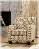Ashley Figure Eight - Candy 6670121 Accent Chair