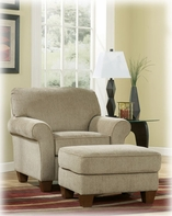 Ashley Newton - Pebble 6780014 ottoman