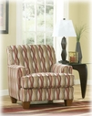 Ashley Newton - Pebble 6780021 accent chair