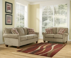 ASHLEY 6780038-35 Newton Pebble Living Room Set