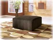 Ashley Vista - Chocolate 6840408 Oversized Accent Ottoman