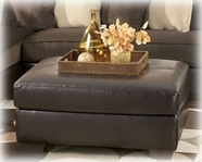 Ashley Vivanne - Chocolate 7041508 Oversized Accent Ottoman