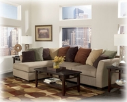 ASHLEY 7070416-67 Laken-Mocha Sectionals
