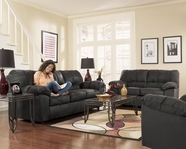 ASHLEY 7150038-35 Dominator Black Living Room Set