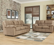 ASHLEY 7155338-35 Dominator-Mocha Collection