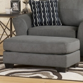 Ashley Lexi - Cobblestone 7310314 Ottoman