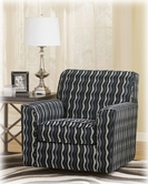 Ashley Lexi - Cobblestone 7310344 Swivel Accent chair